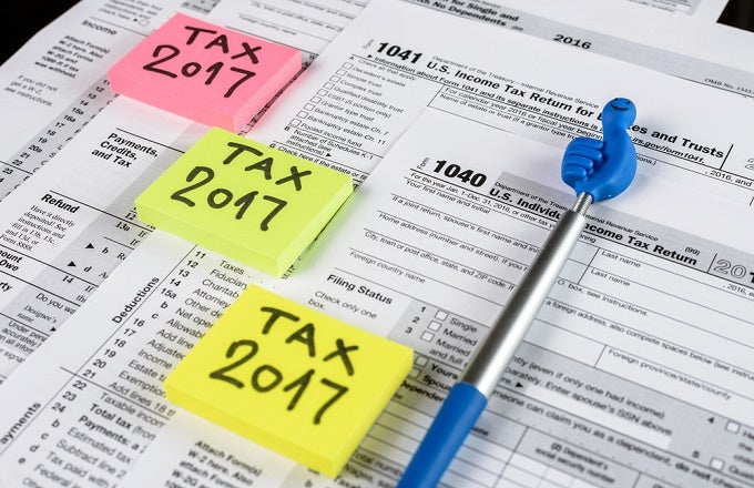 Taxation stock options france