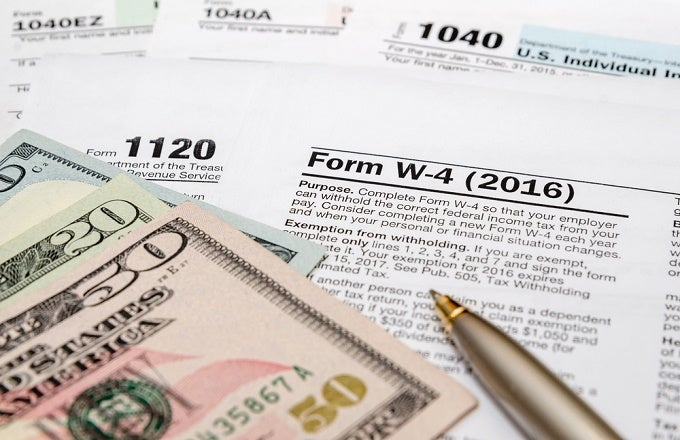 How to Fill Out Your W4 Form – Personal Allowances Worksheet Help