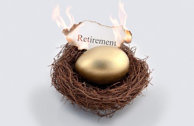 5 Ways To Lose Your Retirement Nest Egg