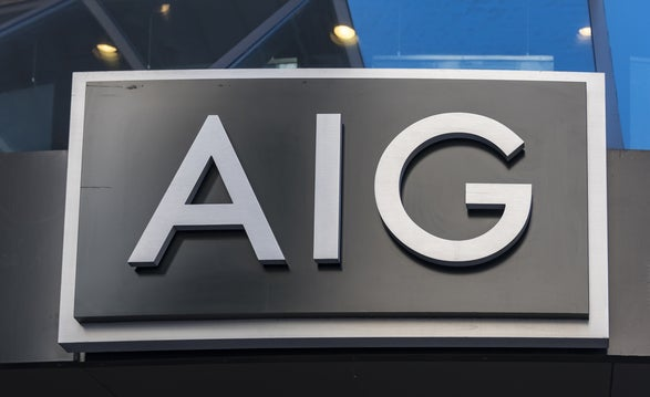 Falling Giant: a Case Study of AIG