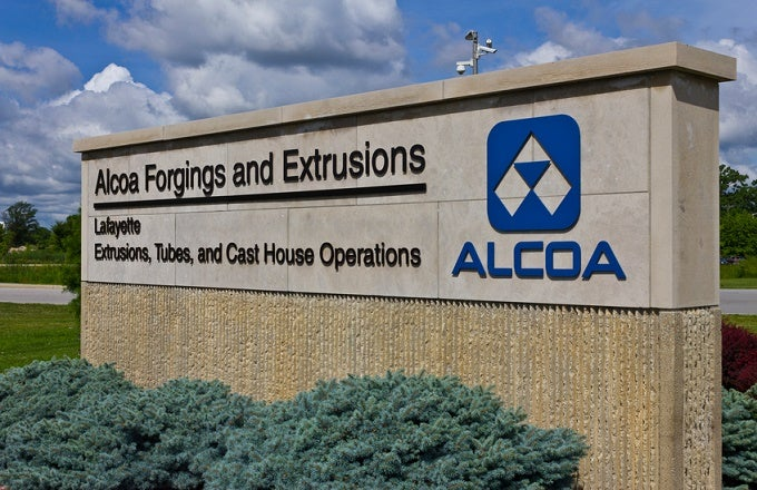 Alcoa to report fiscal third-quarter earnings before the bell