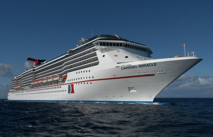 Carnival Cruise Ship Can't Hit Top Speed (CCL, RCL)