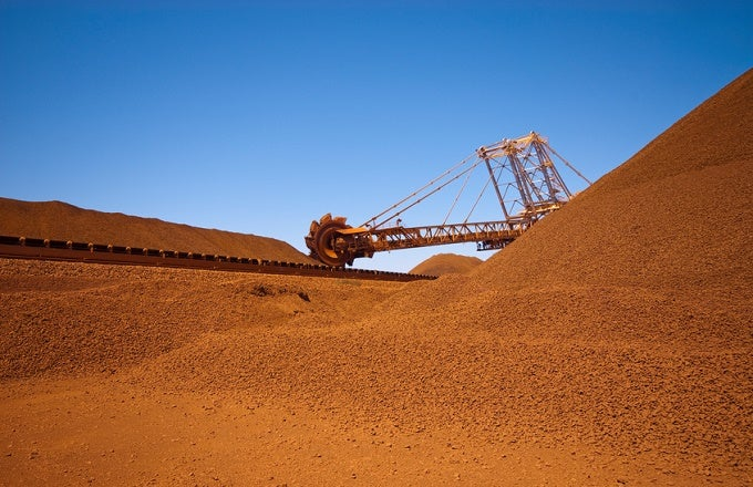 Iron ore major BHP sees signs of recovery in commodity markets