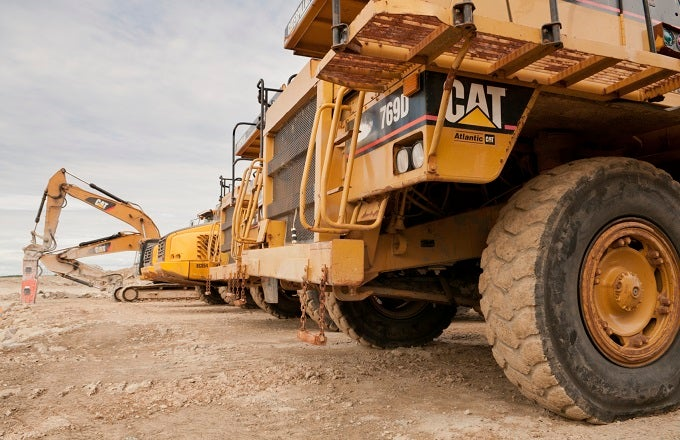 Ltd. invests in Caterpillar Inc. (CAT) Shares