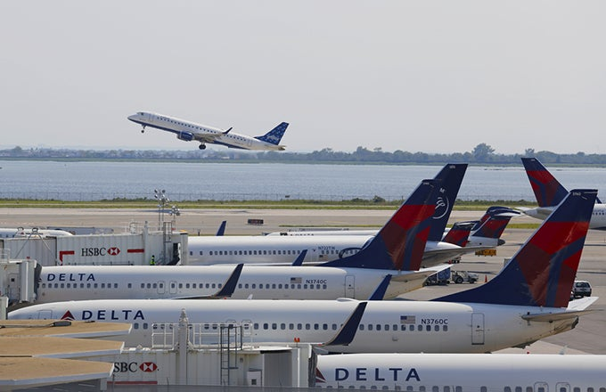 Delta airlines stock options