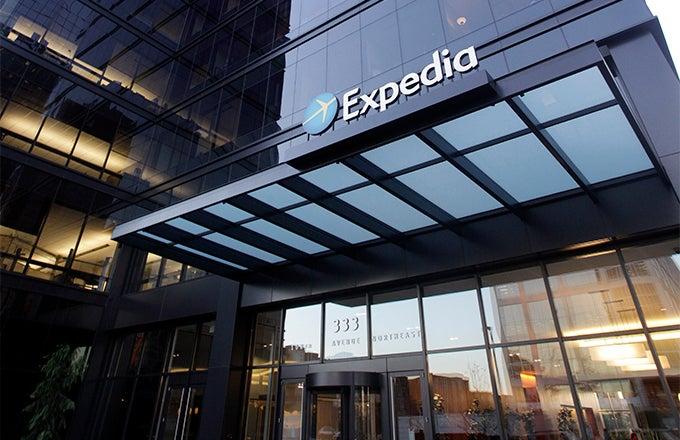 Expedia employee stock options