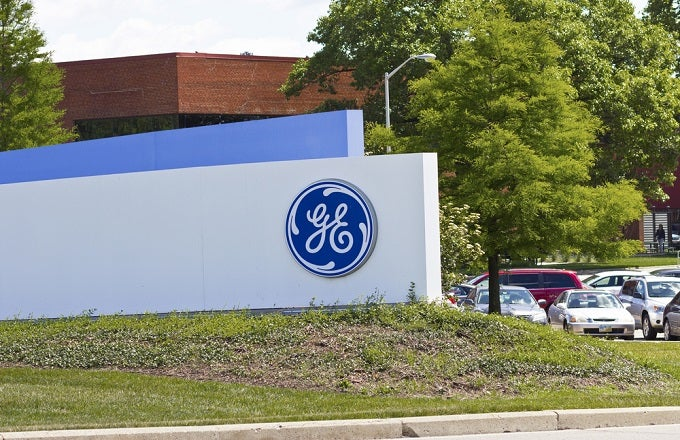 General electric stock options