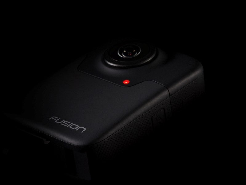 GoPro teases Fusion 360-degree camera that fuses six GoPros into one