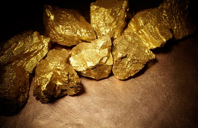 Gold mining stock options