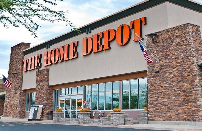 Home depot finance plans