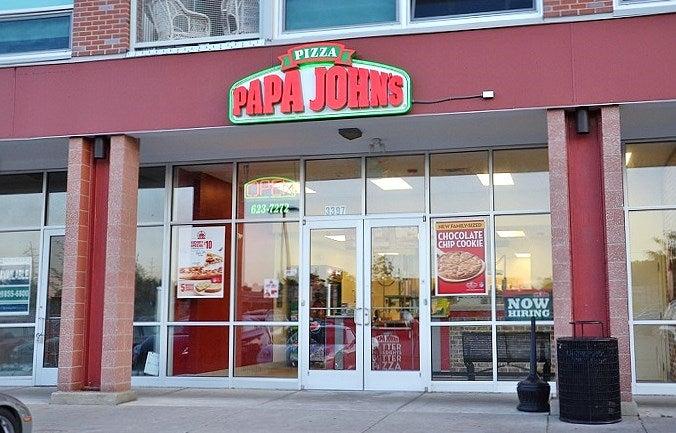 Pzza stock options