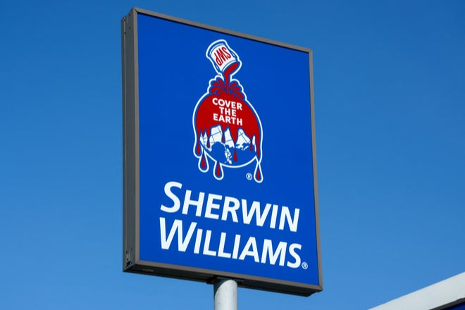 sherwin williams industry analysis