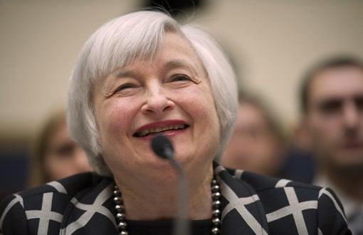 Banks lift stocks, USA  yields climb following data