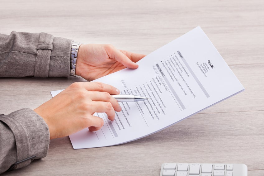 6 Tips For A No-Experience Resume