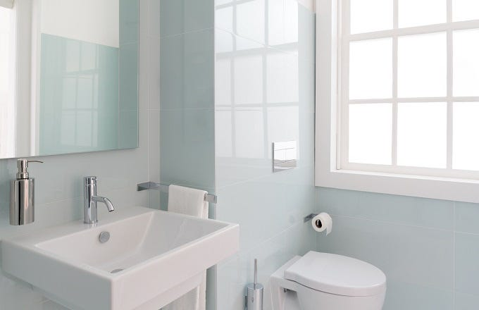 is your bathroom looking a little outdated homeowners all over the country spend a not small portion of their morning in a room that may be in desperate