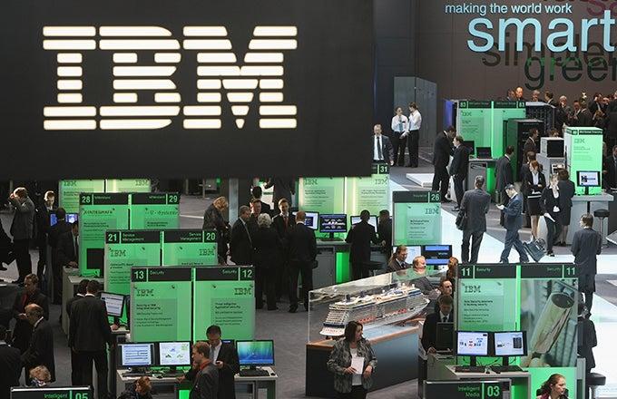Ibm stock options to employees