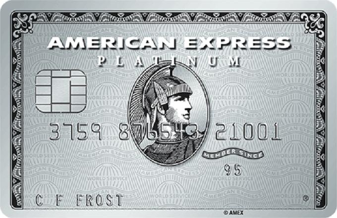 credit card review  platinum american express  axp  jpm