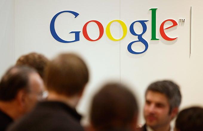 Google Stock Option Price