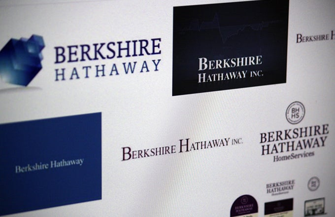 Berkshire Hathaway stock chart The Fifth Person