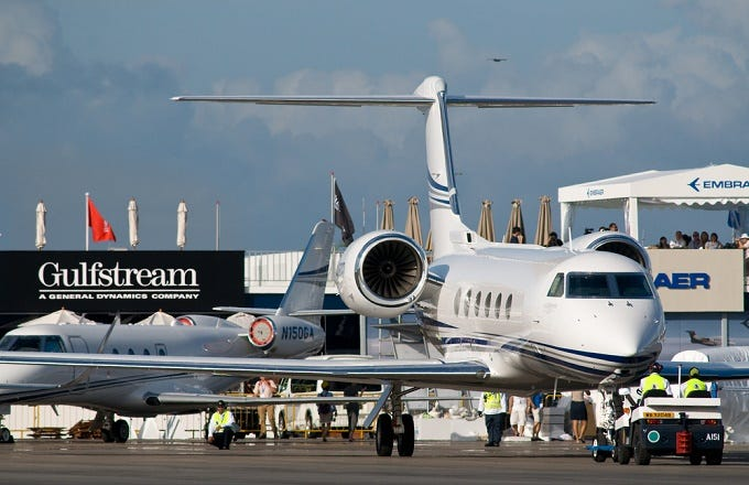 Private Jets For Sale 3 Websites To Find One  Investopedia