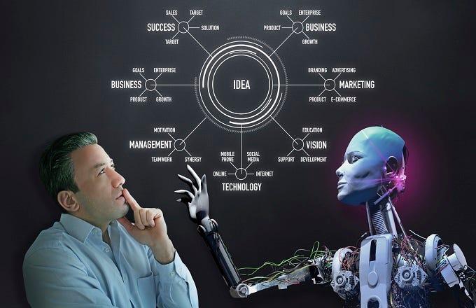 Image result for Robo-advisors ceo