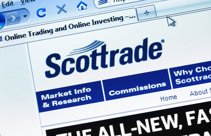 Scottrade option trading fees