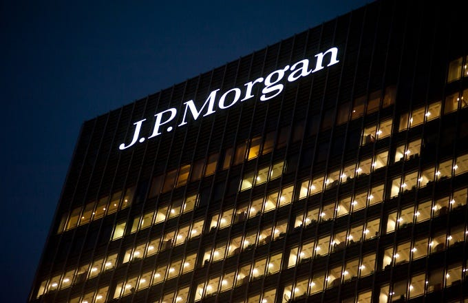 Jpmorgan chase forex trading