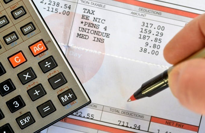 Forex trading tax deductions
