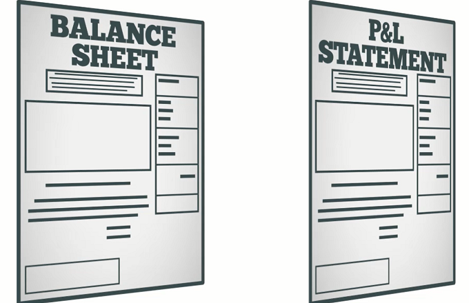 What Is The Difference Between A P&L Statement And A Balance Sheet