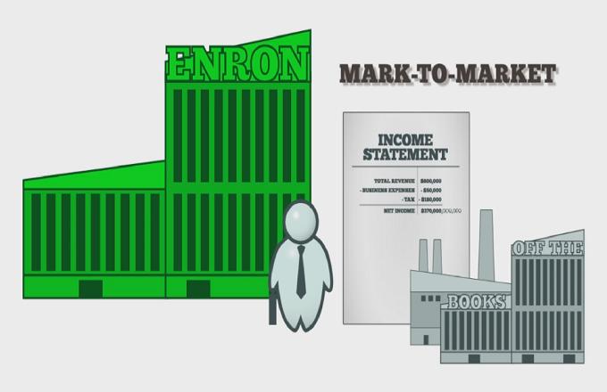 Enron case study wikipedia