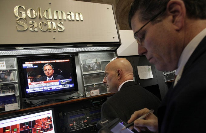 How To Play Goldman Sach's Top Trades For 2014