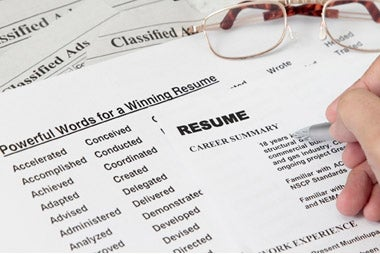 How To Write An Effective Investment Banking Resume