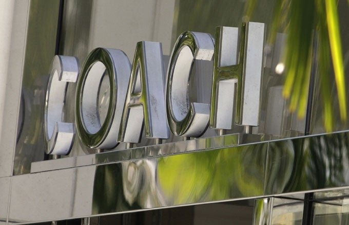 Why Coach Isn't Fashionable With Investors