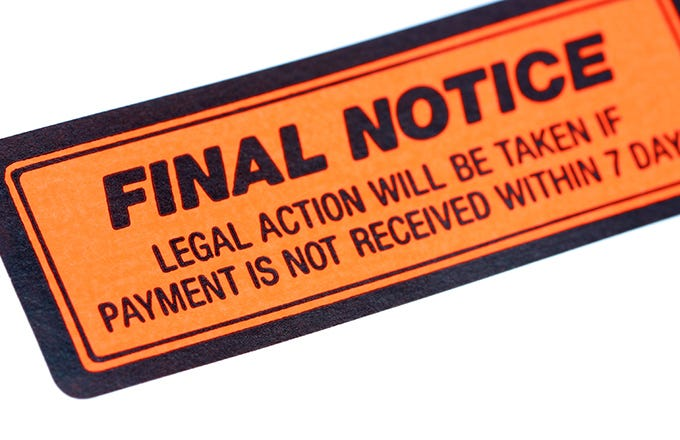 How do I go about collecting a loan from somebody who refuses to pay?