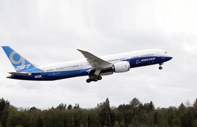 Boeing Shares Climb Thanks To Strong Earnings