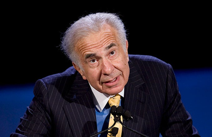 Turnaround Titan: How Carl Icahn Does ...