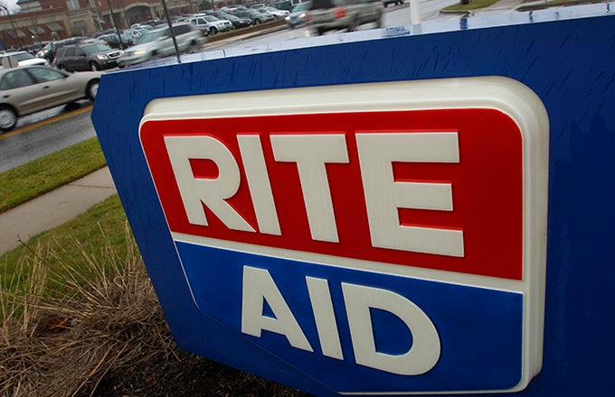 Rite aid stock options