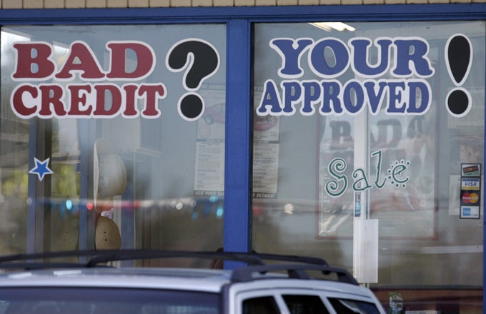 How Your Credit Score And Credit Report Are Examined By Lenders