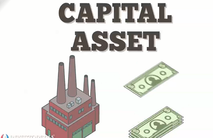 economic term capital definition