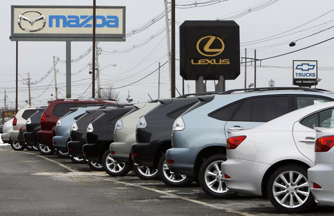 Americans Are Borrowing More To Buy Cars - But Should They ...