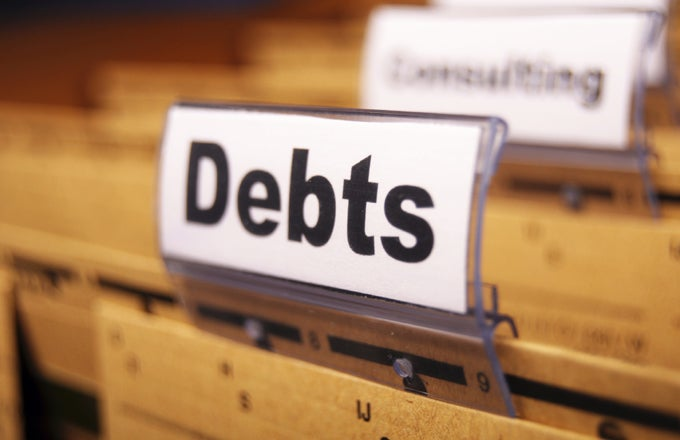 Will Corporate Debt Drag Your Stock Down?