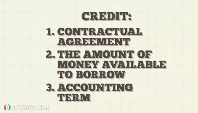 Explain the differences between accounts payable and trade credit.?