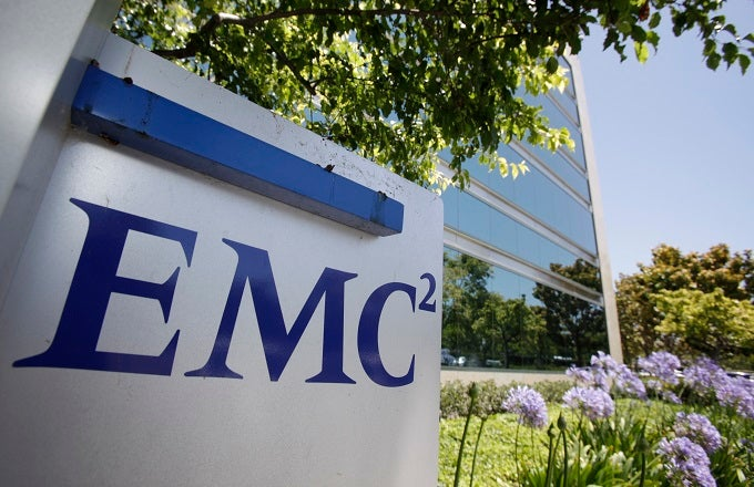EMC Still Sluggish Amid A Tough Hardware Market