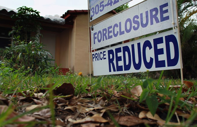 Financing Options For Buyers Of Foreclosed Homes