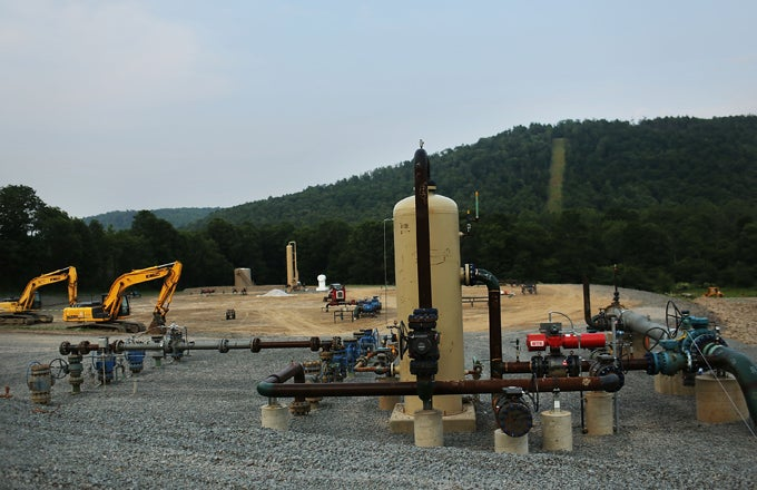 Unconventional Drilling Still Has Room To Boom
