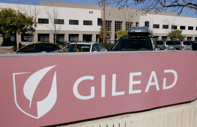 How Gilead Sciences Became A Big Name ...