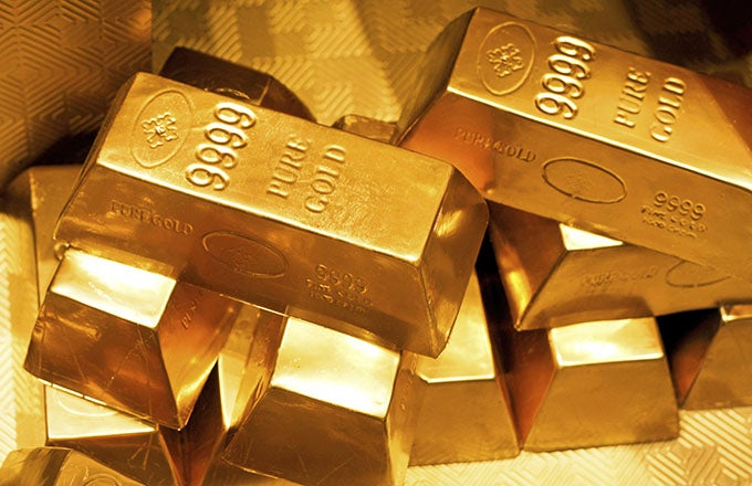 The Insiders Who Fix Rates for Gold, ...