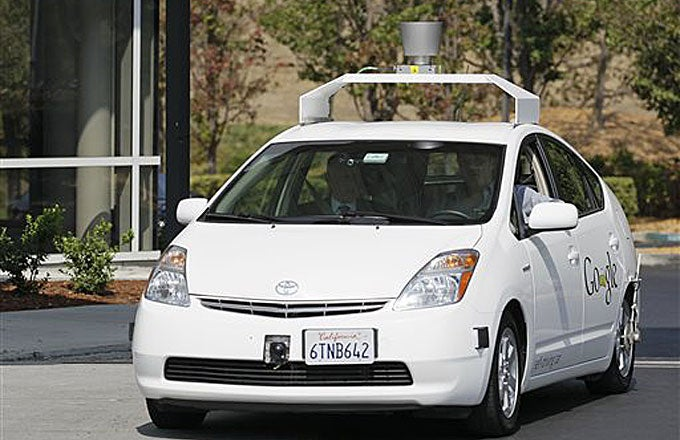 Drive Google Maps Car Job How Google's Self-driving Car