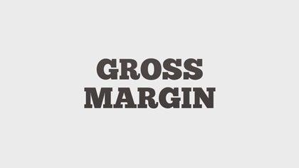 The  Gross Margin