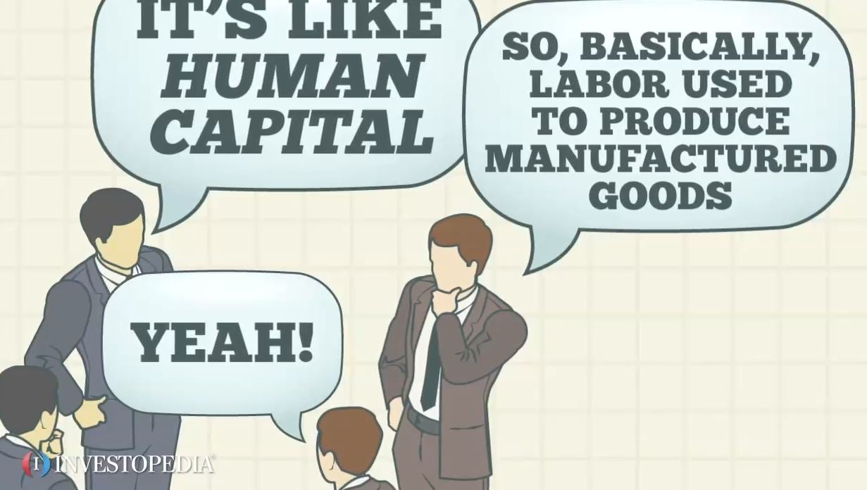 What is human capital 26